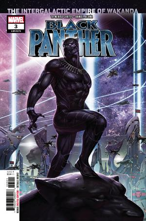Black Panther Vol 7 #3 Cover A 1st Ptg Regular In-Hyuk Lee Cover