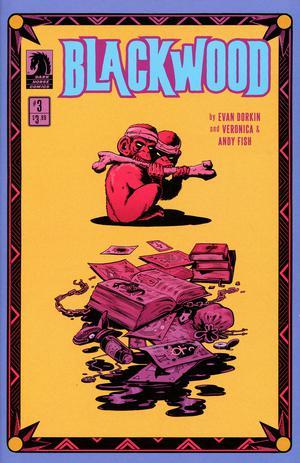 Blackwood #3 Cover A Regular Veronica Fish Cover