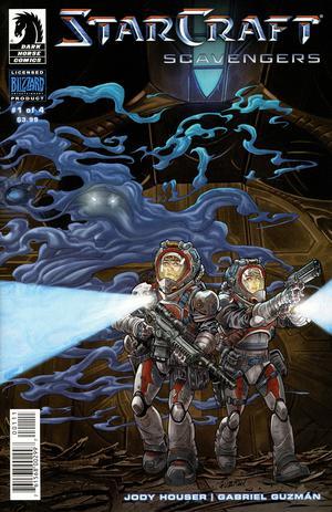 Starcraft Scavengers #1 Cover A Regular Gabriel Guzman Cover
