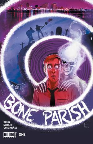 Bone Parish #1 Cover B Variant Rod Reis Cover