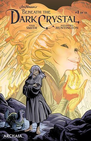 Jim Hensons Beneath The Dark Crystal #1 Cover A Regular Benjamin Dewey Cover