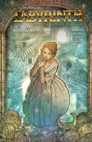 Jim Hensons Labyrinth Coronation #5 Cover B Variant Sana Takeda Subscription Cover