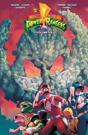 Mighty Morphin Power Rangers Vol 6 TP