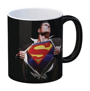 DC Heroes Masterworks Collection Ceramic Mug - Superman
