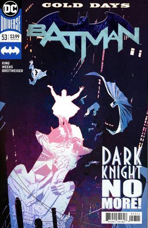 Batman Vol 3 #53 Cover A Regular Lee Weeks Cover