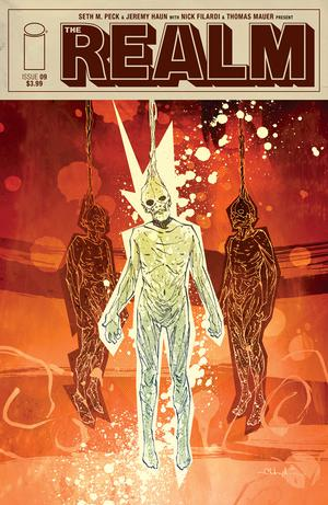 Realm #9 Cover B Variant Christopher Mitten Cover