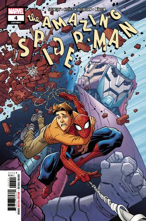 Amazing Spider-Man Vol 5 #4 Cover A 1st Ptg Regular Ryan Ottley Cover