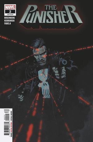 Punisher Vol 11 #2 Cover A Regular Greg Smallwood Cover