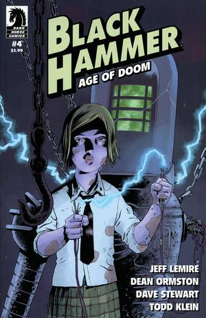 Black Hammer Age Of Doom #4 Cover A Regular Dean Ormston Cover