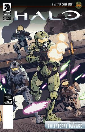 Halo Collateral Damage #3