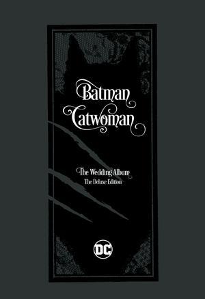 Batman Catwoman The Wedding Album Deluxe Edition HC