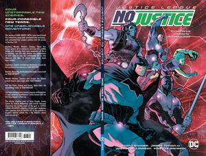 Justice League No Justice TP (Rebirth)