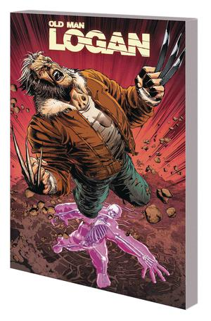 Wolverine Old Man Logan Vol 8 To Kill For TP