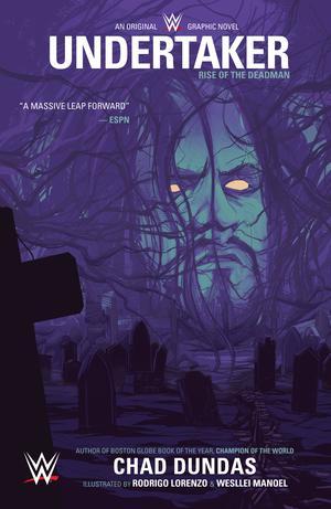 WWE Undertaker Original Graphic Novel TP
