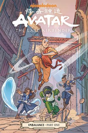 Avatar The Last Airbender Imbalance Part 1 TP