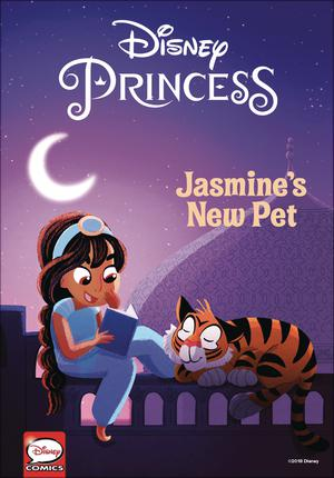 Disney Princess Jasmines New Pet HC
