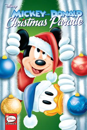Walt Disneys Mickey And Donald Christmas Parade TP