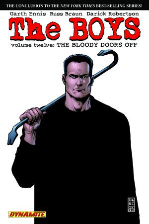 Boys Vol 12 Bloody Doors Off TP Signed Edition By Garth Ennis