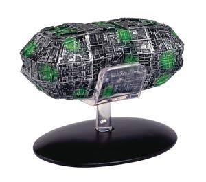 Star Trek Starships Figure Collection Magazine #130 Borg Probe