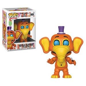 POP Games 365 Five Nights At Freddys Pizza Sim Orville Elephant Vinyl Figure