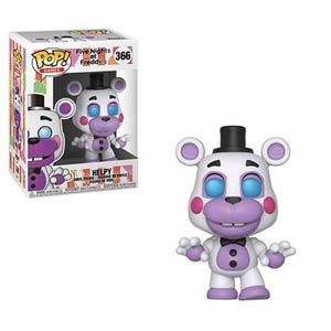 POP Games 366 Five Nights At Freddys Pizza Sim Helpy Vinyl Figure