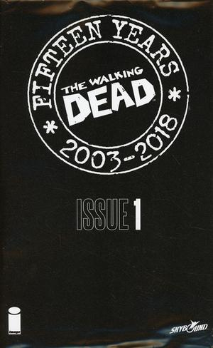 Walking Dead 15th Anniversary Blind Bag Edition #1 Cover A David Finch Cover With Polybag