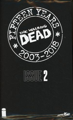 Walking Dead 15th Anniversary Blind Bag Edition #2 Cover A Chris Samnee Cover With Polybag