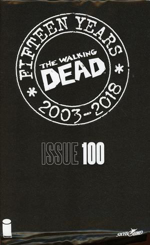 Walking Dead 15th Anniversary Blind Bag Edition #100 Cover A James Harren Cover With Polybag