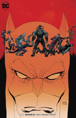 Batman Vol 3 #54 Cover B Variant Tim Sale Cover