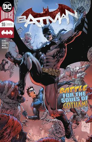Batman Vol 3 #55 Cover A Regular Tony S Daniel Cover