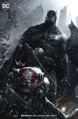 Batman Vol 3 #55 Cover B Variant Francesco Mattina Cover