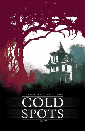 Cold Spots #2 Cover A Regular Mark Torres Cover