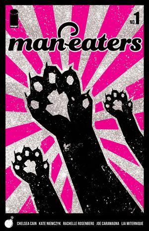Man-Eaters #1 Cover A Regular Lia Miternique Cover