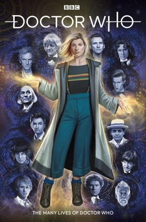 Doctor Who 13th Doctor #0 Cover A Regular Claudia Ianniciello Cover