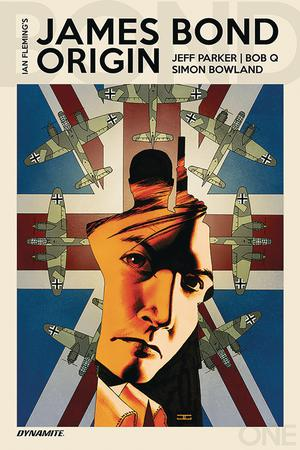 James Bond Origin #1 Cover A Regular John Cassaday Cover