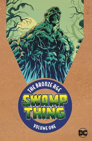 Swamp Thing The Bronze Age Omnibus Vol 1 TP
