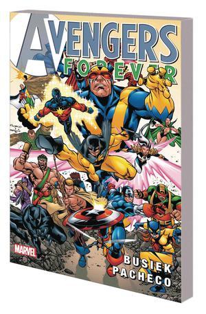Avengers Forever TP New Printing