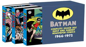 Batman Complete Silver Age Newspaper Comics 1966-1972 Slipcase Edition