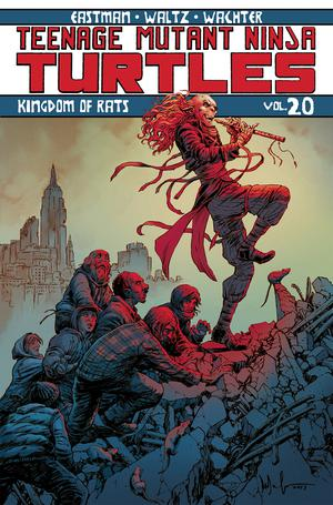 Teenage Mutant Ninja Turtles Ongoing Vol 20 Kingdom Of Rats TP