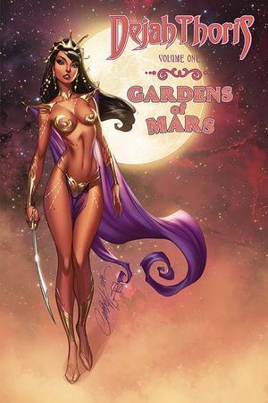 Dejah Thoris Vol 1 Gardens Of Mars TP