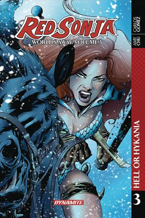 Red Sonja Worlds Away Vol 3 Hell Or Hyrkania TP