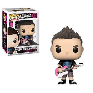 POP Rocks 84 Blink 182 Mark Hoppus Vinyl Figure