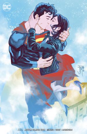 Action Comics Vol 2 #1004 Cover B Variant Francis Manapul Cover