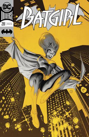 Batgirl Vol 5 #28 Cover A Regular Julian Totino Tedesco Enhanced Foil Cover