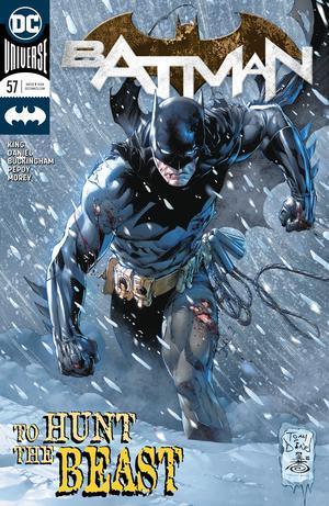 Batman Vol 3 #57 Cover A Regular Tony S Daniel Cover