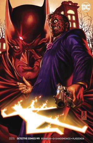 Detective Comics Vol 2 #991 Cover B Variant Mark Brooks Cover