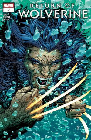Return Of Wolverine #2 Cover A 1st Ptg Regular Steve McNiven Cover
