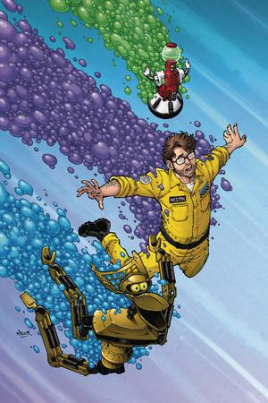 Mystery Science Theater 3000 #2 Cover A Regular Todd Nauck Cover