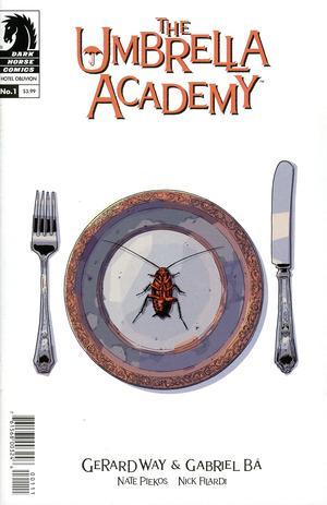 Umbrella Academy Hotel Oblivion #1 Cover A Regular Gabriel Ba Cover