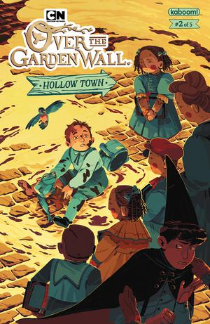 Over The Garden Wall Hollow Town #2 Cover A Regular Celia Lowenthal Cover